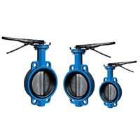 Jual Butterfly Valve 3