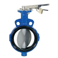 Jual Butterfly Valve 10