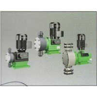 Motor Driven Diaphragm Dosing Pumps