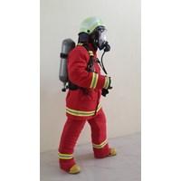 Jual Paket Baju Pemadam Zhield Nomex IIIA Dupont Include Helmet Glove Boot