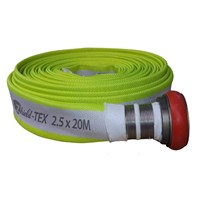 Jual Fire Hose Zhield-Tex Polyester (Made in Germany)