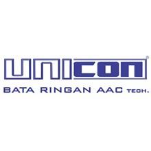 Unicon AAC Bata Ringan Kuat Ringan Berpori Halus