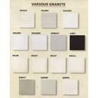 Various Granite