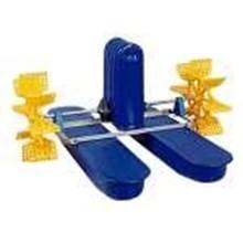 Kincir Tambak Udang Atau Paddle Wheel Aerator