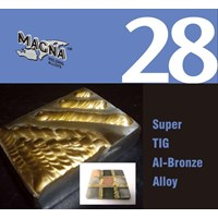 Jual Kawat Las Magna 28