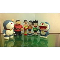 Jual Mainan Anak Action Figure Doraemon