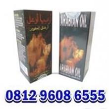 minyak pembesar penis ARABIAN OIL  081296086555