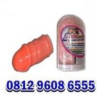 alat bantu sex kondom sambung silikcon