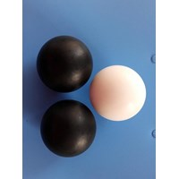 Ptfe Valve Ball Ptfe Ball Rubber Ball