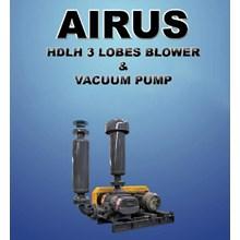 Airus Rotary Blower ( HDLH series Three Lobes blower)