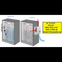 Pendingin Panel Mesin - AC Panel Mesin Untuk Menga