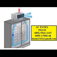 Jual Pelindung Inverter - SCR - Inverter Dan Komponen Elektrik Di Panel Mesin Moulding - Solusi Cara Mengatasi Panas Dalam Panel Dengan AC Panel - Pendingin Panel