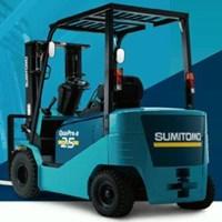 Sewa Mesin Forklift Sumitomo - Sewa Forklift Surabaya Sidoarjo Gresik Mojokerto Pasuruan Malang Lamongan