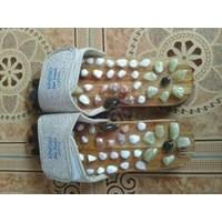 JADE Sandal Kesehatan Asli JACO Sandal Giok Kenoso Sandal Pijat Refleksi Kaki