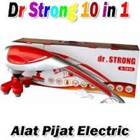 KING MASSAGER Like Dr. STRONG ALAT PIJAT HAMMER MULTIFUNGSI 10 In 1 MAGIC HAND