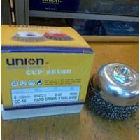 Jual Twist Knot Cup Brush Type Kc-54 Brand Union