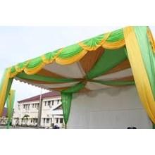 Pusat Rumbai Tenda Pesta Dan Poni Tenda Terlengkap