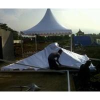 Tenda Sarnafile 5x5m Full Dinding