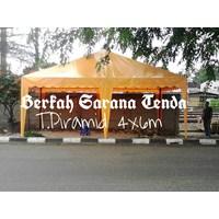 Sell Tenda Piramid 4x6m