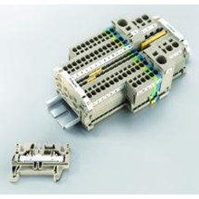 TERMINAL BLOCKS PUSH IN CONNECTION P-SERIES