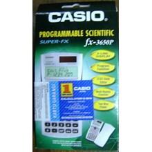 Kalkulator Casio FX-3650P