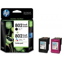 Jual Ink Cartridge HP 802 Combo