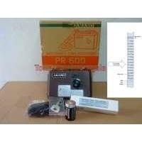 watchmans clock AMANO PR 600