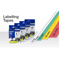 LABELLING TAPES BROTHER