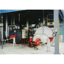 Oil & Gas Fired Oil Heater