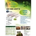 Jual Lampu LED T8 16 Watt Global Light