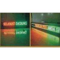 Jual Running Text LED