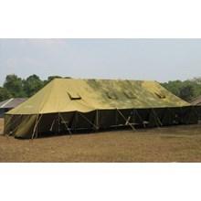 Tenda Pleton atau tenda pengungsi