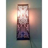 Lampu Dinding Kuningan