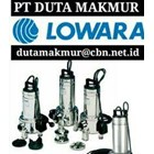 LOWARA PUMP PT DUTA PUMP TEKNIK CENTRIFUGAL LOWARA PUMP - LOWARA MULTISTAGE PUMP - LOWARA SUBMERSIBLE PUMP