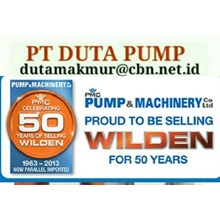 PT DUTA PUMP WILDEN PUMP  chemical pump metal pump