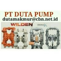 PT DUTA PUMP WILDEN PUMP PUMP chemical pump metal pump air diaphragm pump wilden pump jakarta
