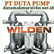 PT DUTA PUMP INDUSTRI WILDEN PUMP  PUMP chemical p