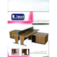 Meja Kantor Merk Uno Office System