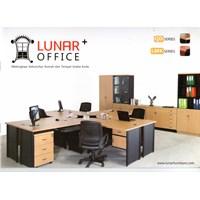 Meja Kantor Merk Lunar+Office