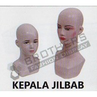 Kepala Jilbab