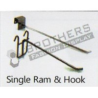 Single Ram & Hook