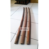 Jual KIMU Collections: Bokken (Pedang Kayu) Sonokeling Lurik