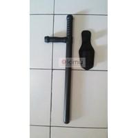 Jual Black Tonfa Stick ABS Power Strike