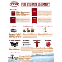 Jual Fire Hydrant Equipment