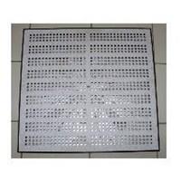 MIRA Saito Perforated Panel with Air volume dumper