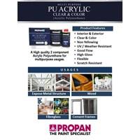 Jual Propan PU Acrylic Multipurpose