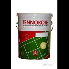 Cat Lapangan Tennokote