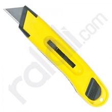 STANLEY 10-088-0-23 Knife Plastic Retractable Utility
