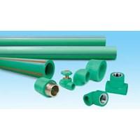 Sell PPR pipe wavin tigris green