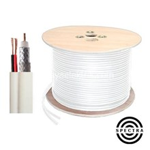 Kabel RG6 Plus Power